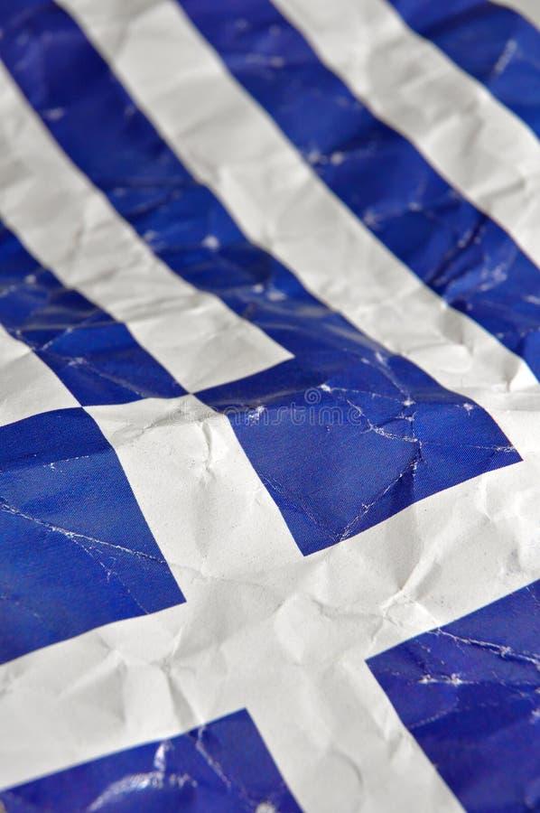 грек кризиса стоковое фото