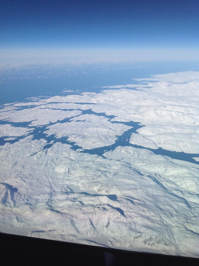 Гренландия стоковые изображения