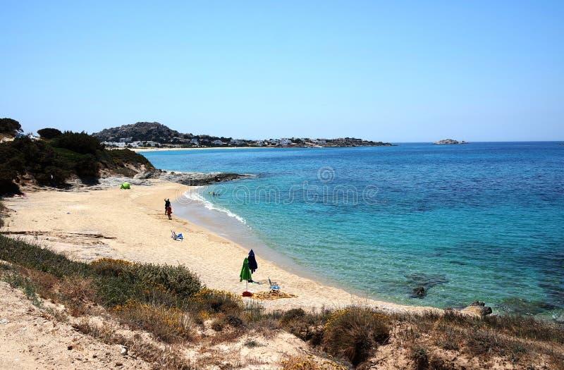 Греция остров Naxos E стоковая фотография