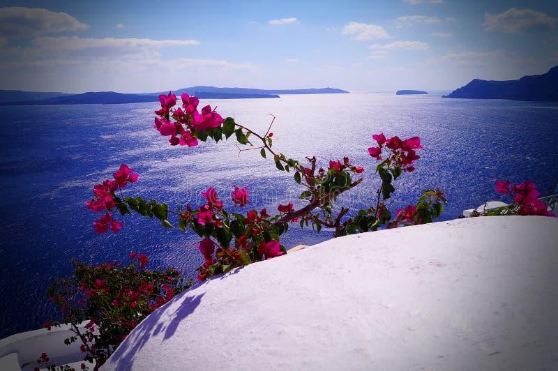 Греция остров Santorini стоковое изображение