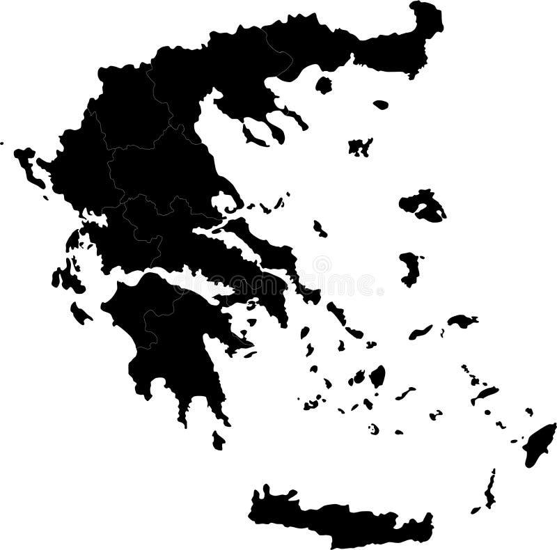 Греция бесплатная иллюстрация