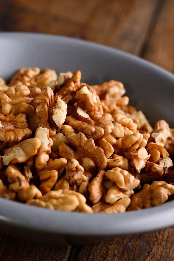 Грецкие орехи для crunchy стоковые изображения