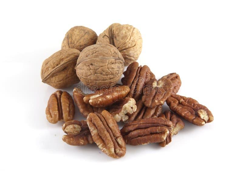 Download грецкие орехи стоковое фото. изображение насчитывающей здоровье - 17604186