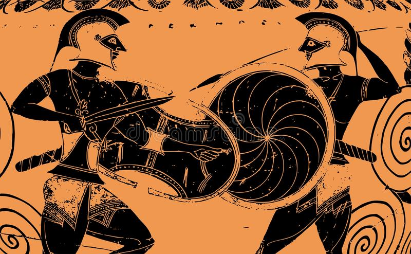 Греческие ратники