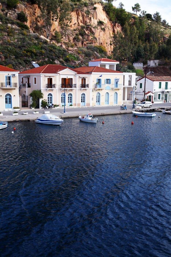 греческие paros острова стоковая фотография