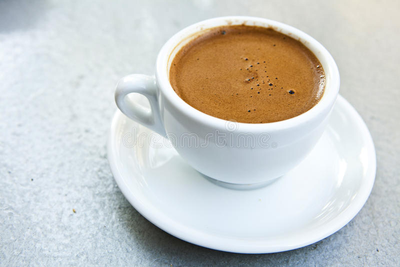 Греческий кофе стоковые фото