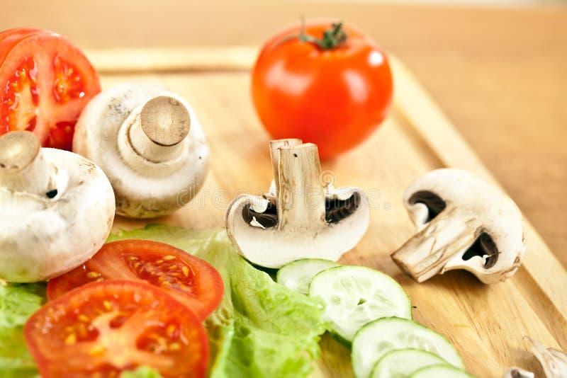 гриб champignon стоковая фотография rf