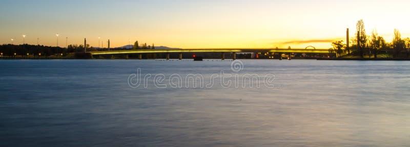 Грифон Burley озера стоковая фотография