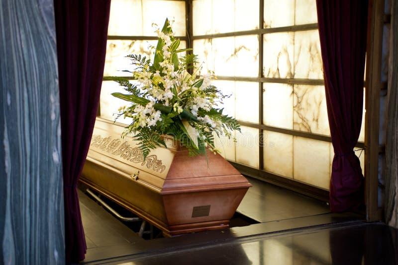 Гроб стоковые изображения rf