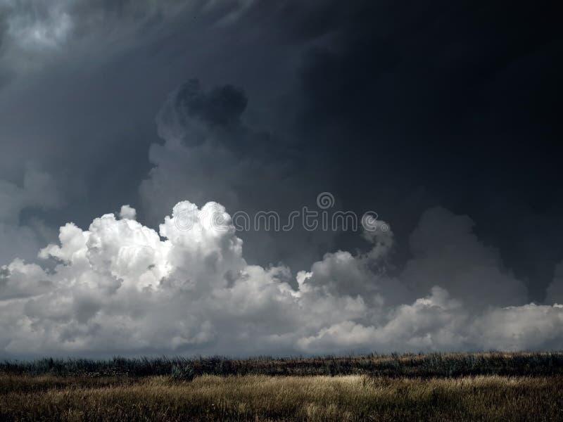 гроза стоковое изображение
