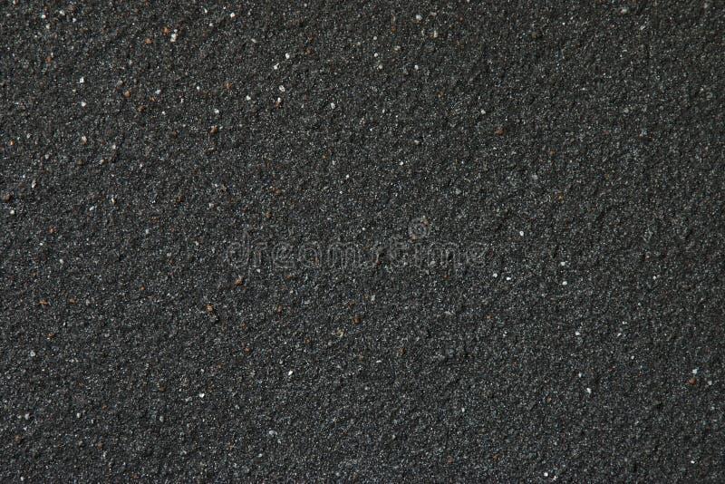 Грубая поверхностная черная каменная текстура стоковые изображения rf