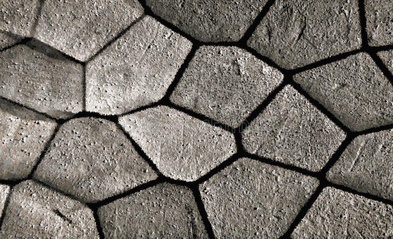 Грубая серая текстура каменной стены стоковое изображение rf