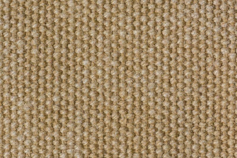 Грубая linen ткань стоковая фотография rf