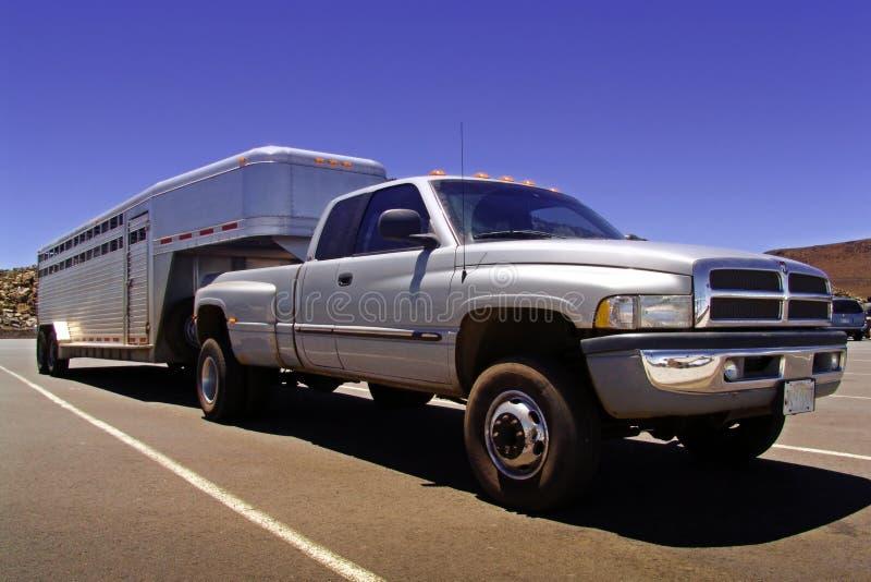 грузовой пикап стоковое изображение rf