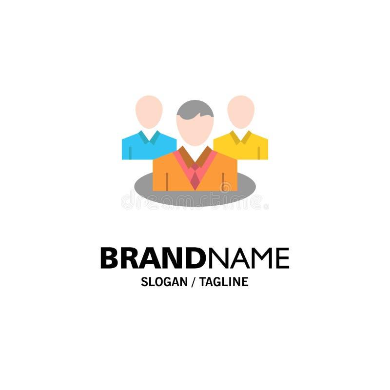 Группа, болтовня, сплетня, шаблон логотипа дела разговора r бесплатная иллюстрация