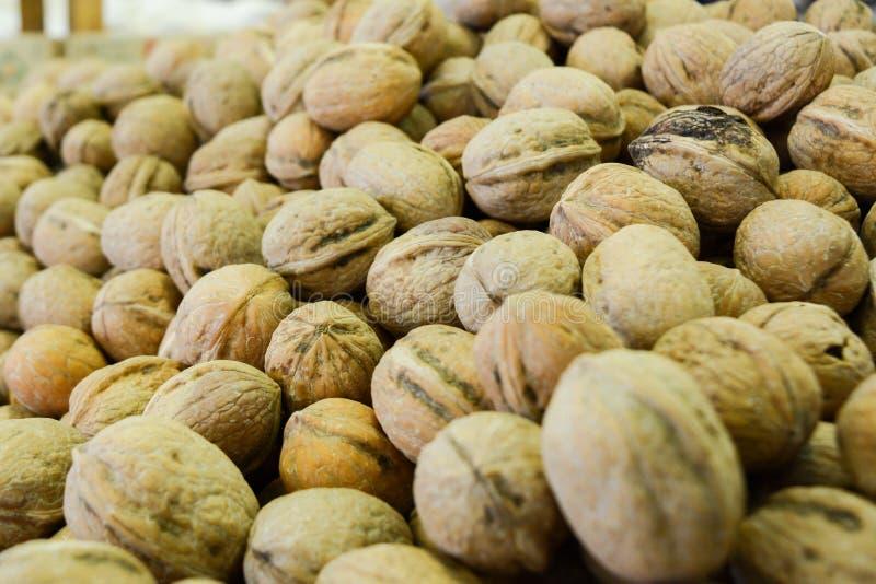 Группа в составе грецкие орехи стоковые фотографии rf
