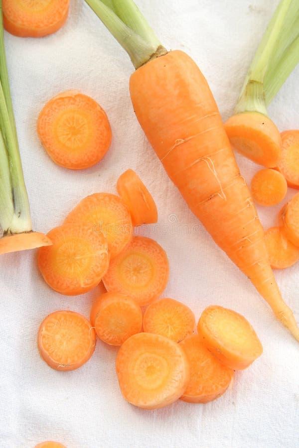 Группа в составе морковь стоковые изображения rf