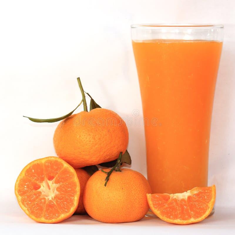Группа в составе оранжевый и апельсиновый сок стоковое изображение rf