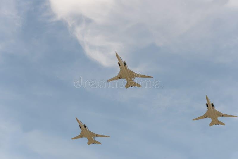 Группа в составе самолеты стоковые фото