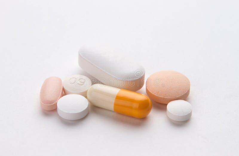Группа в составе фармацевтическое стоковые фотографии rf