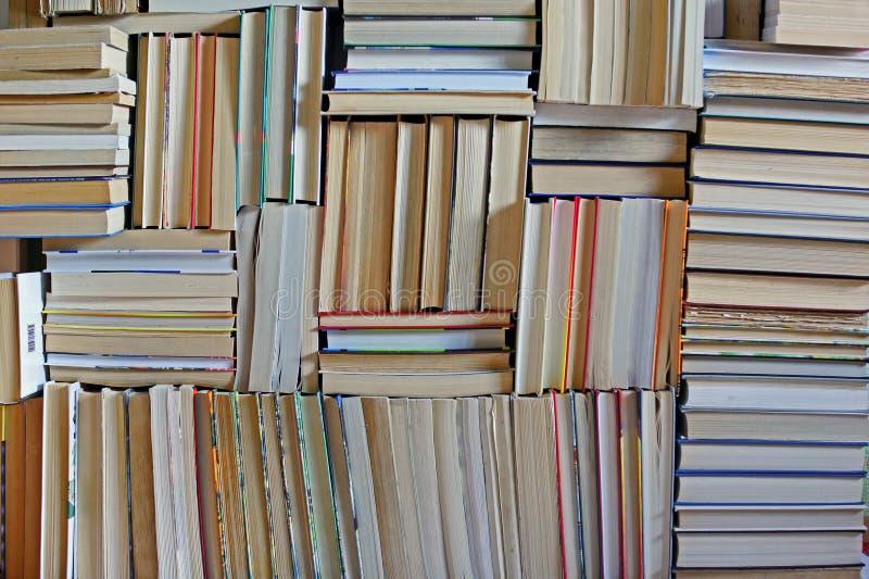 группа книг стоковое изображение