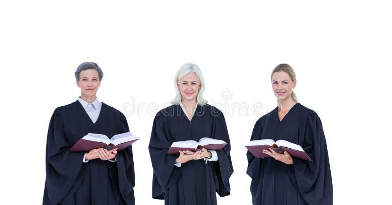 Группа судьи стоковое фото