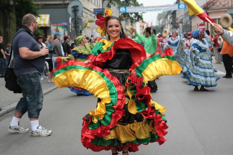 группа columbia фольклорная традиционная стоковое фото rf