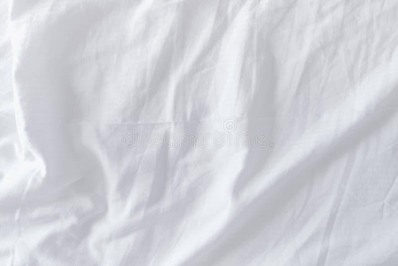 Грязная предпосылка листа постельных принадлежностей стоковые изображения