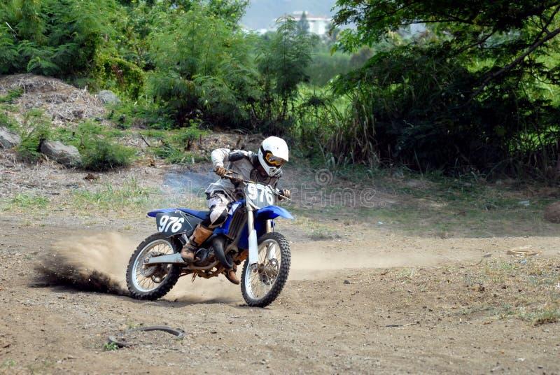 грязь bike стоковые изображения