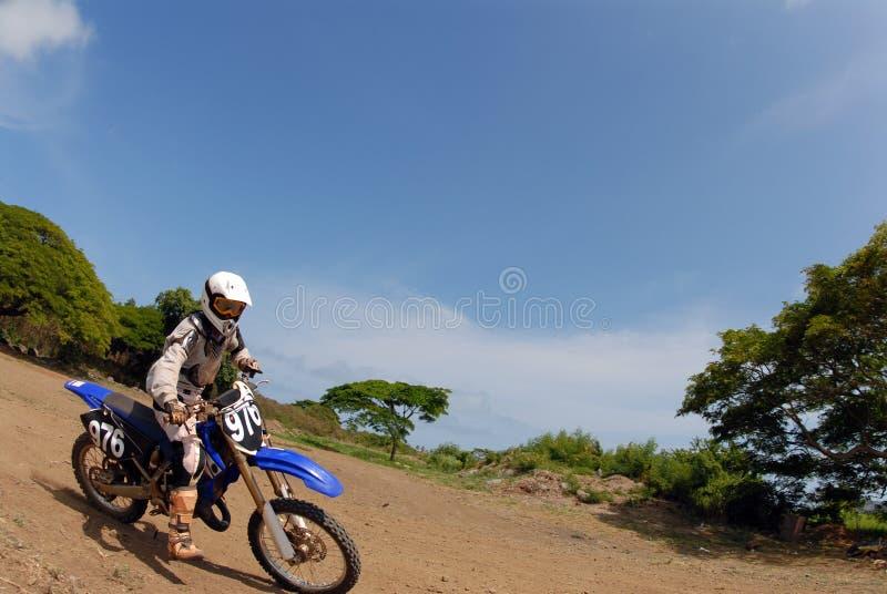 грязь bike стоковые фотографии rf