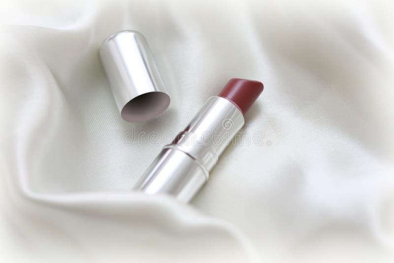 губная помада ткани стоковые фото