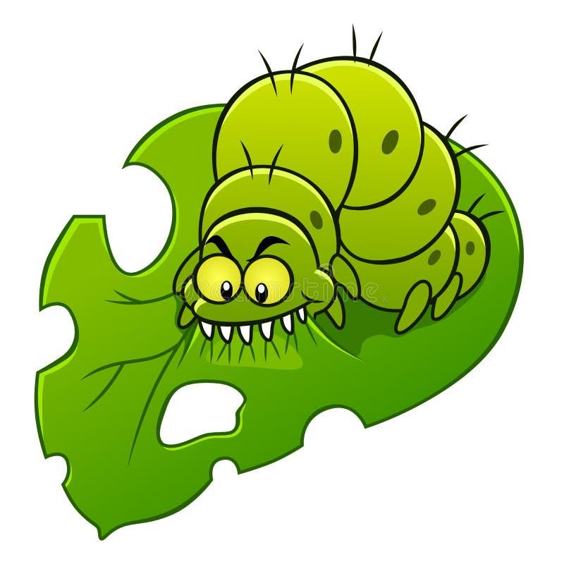Злая гусеница картинки