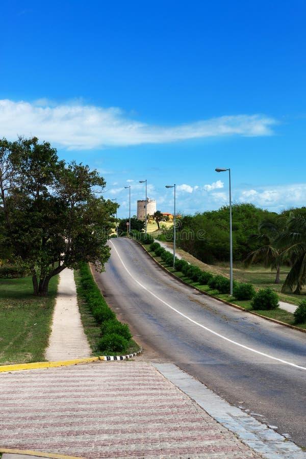 Главная дорога стоковое изображение