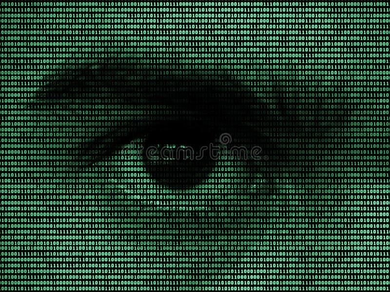 Глаз цифров стоковые изображения rf