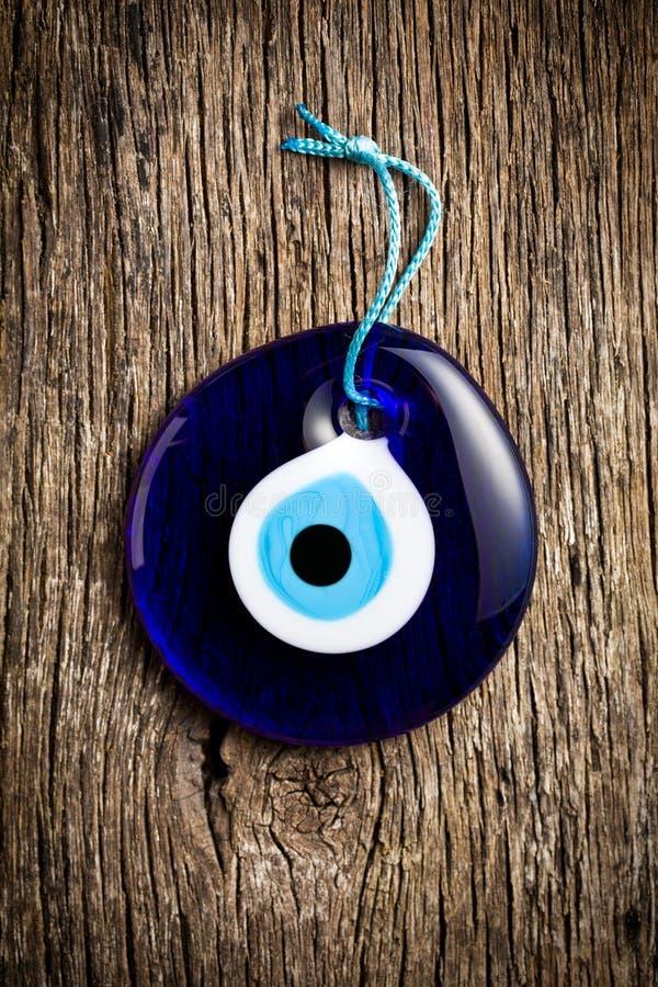 Глаз Turkish стоковая фотография rf