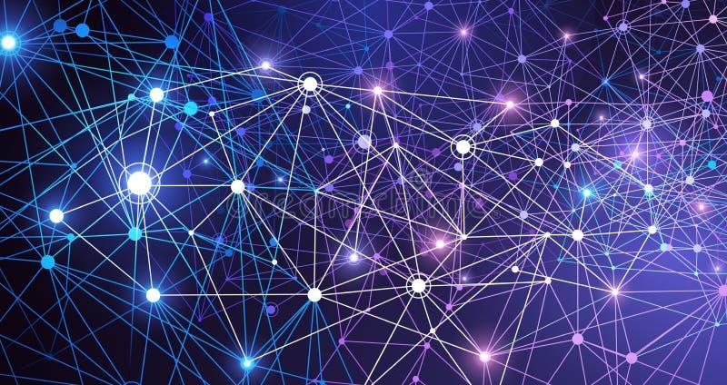 глобальная вычислительная сеть бесплатная иллюстрация