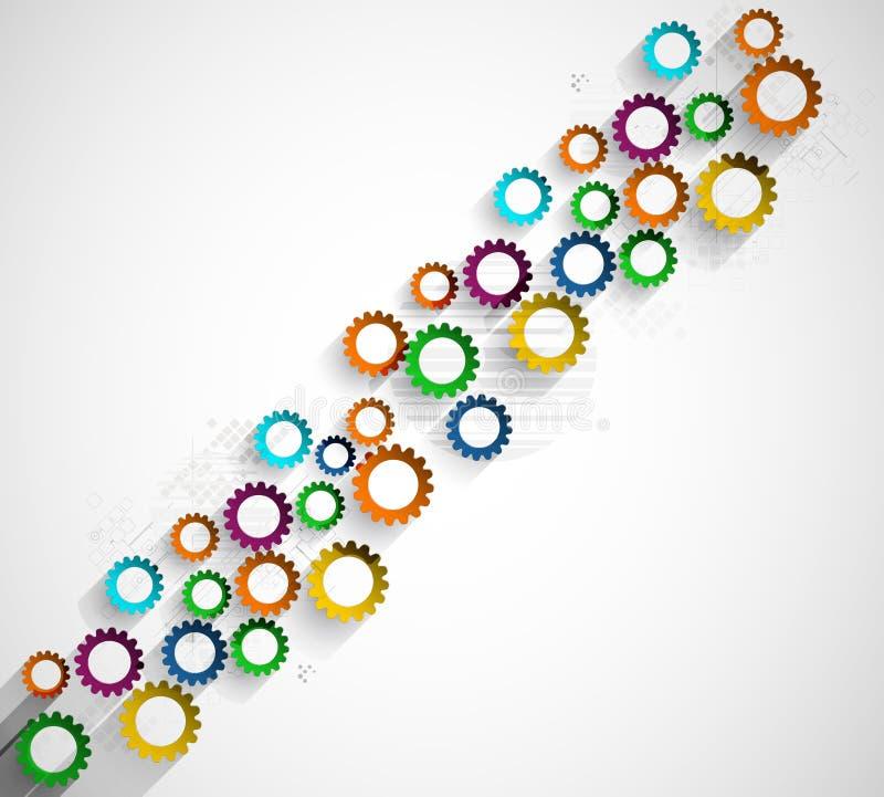 Download Глобальная предпосылка дела принципиальной схемы компьютерной технологии безграничности Иллюстрация вектора - иллюстрации насчитывающей barton, оборудование: 33730219