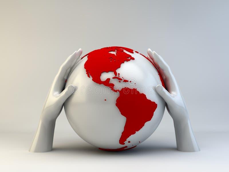 Глобальные стоковые фото
