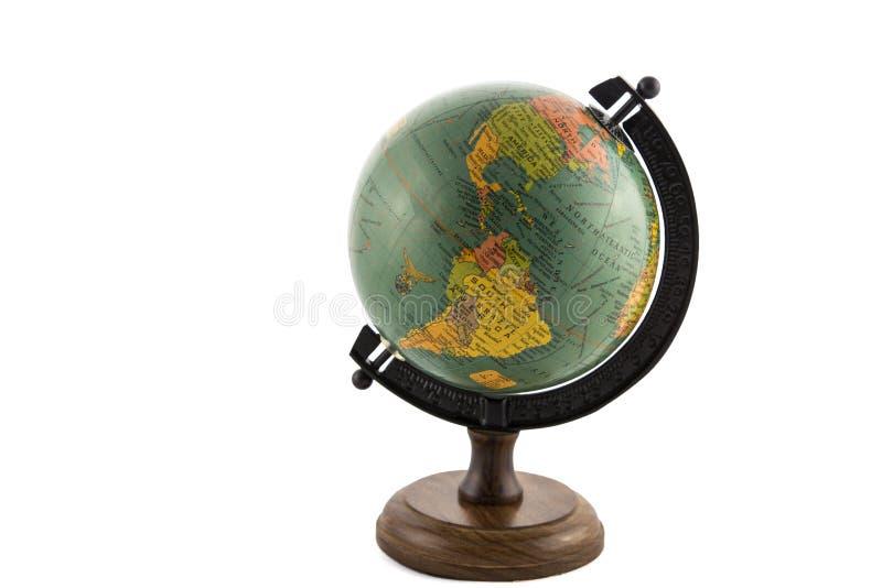глобус стоковое изображение rf