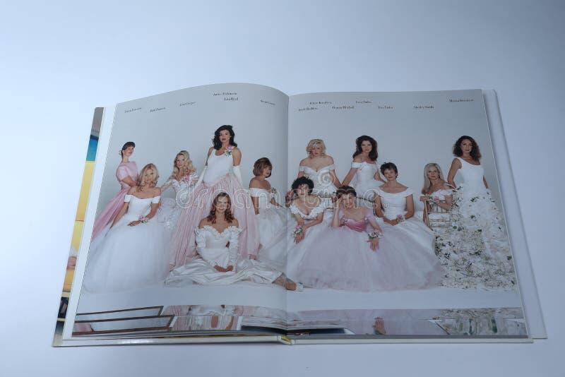 Дамы: Женщины с инициативой и ориентацией, известными портретами невесты стоковые фотографии rf