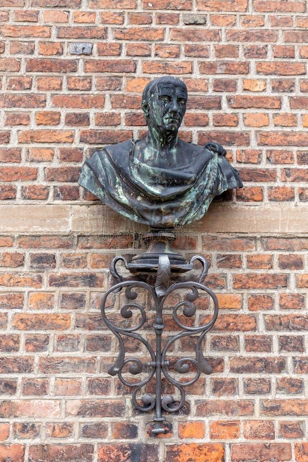 Датская скульптура стоковая фотография rf