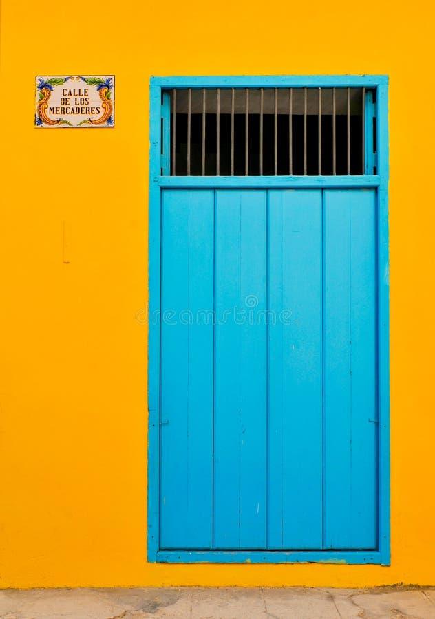 Двери Гаваны стоковые фото