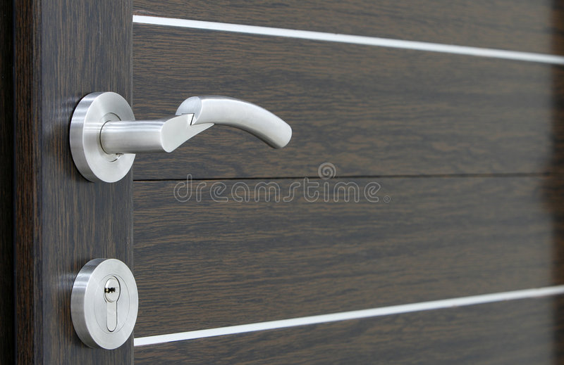 двери детали стоковое фото rf