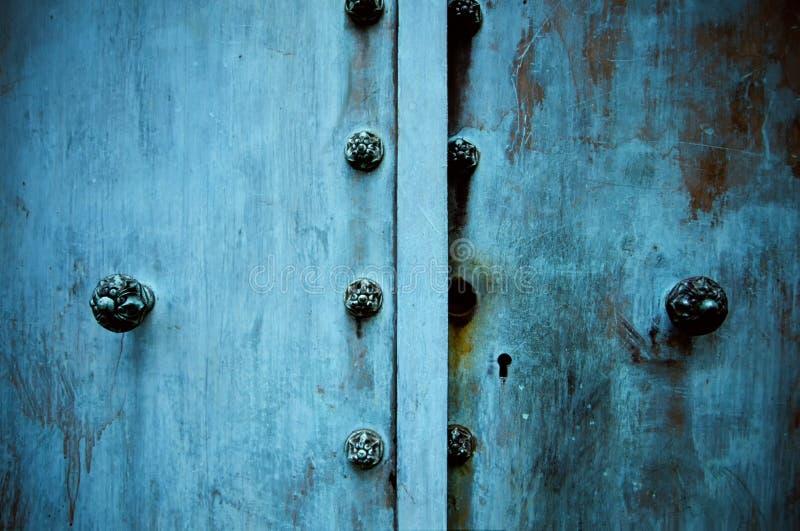 Двери металла стоковое фото