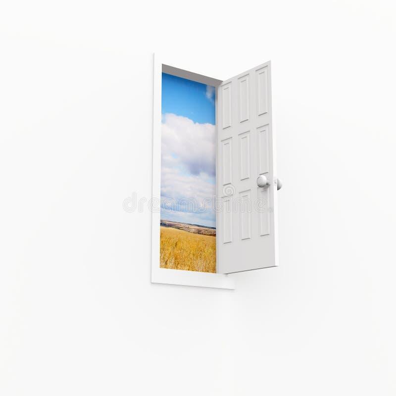 двери бесплатная иллюстрация
