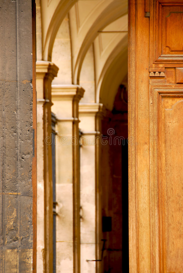 двери стоковая фотография rf