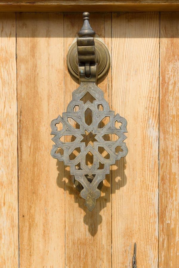 Дверная ручка. стоковые изображения rf
