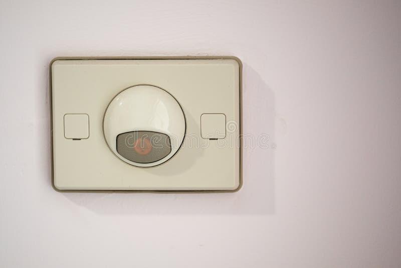 Дверной звонок или зуммер стоковые изображения