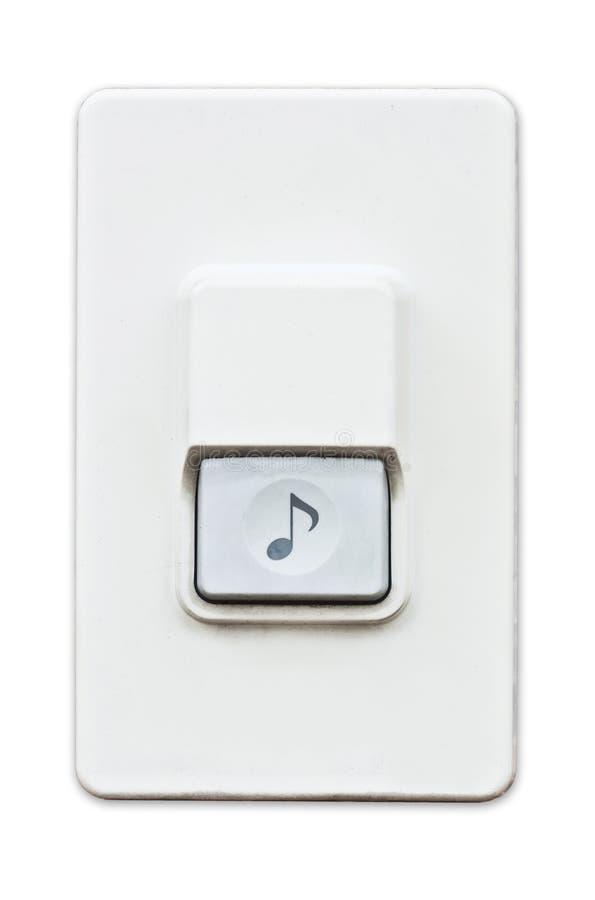 дверной звонок стоковое фото rf