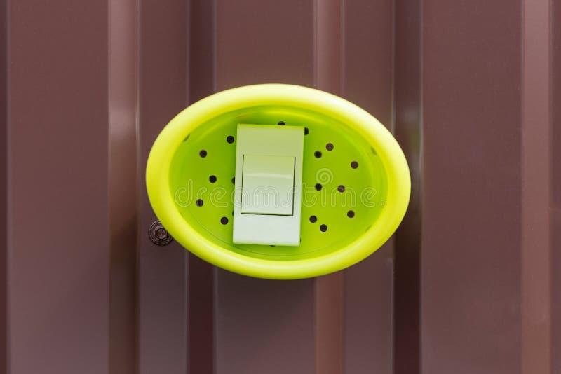 Дверной звонок стоковое изображение